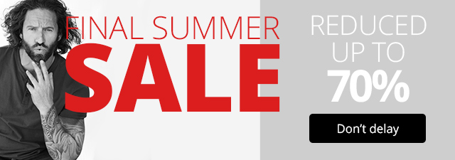 Summer Sale - reduced up to 70%